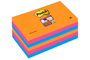Post-it Super sticky notes 76 x 127 mm Bangkok