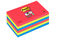 Post-it Super sticky notes 76 x 127 mm Bora bora
