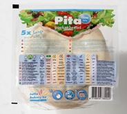 Jaffa Pita broodje large 5 stuks