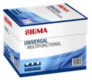 Sigma Universal multifunctional kopieerpapier A4 5 x 500 vellen