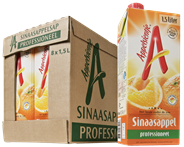 Appelsientje Sinaasappel Professioneel 8 x 1,5 liter