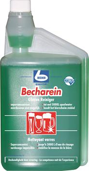 Dr. Becher Manueel glazen reiniger 1 liter