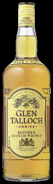 Glen Talloch Whisky 1 liter