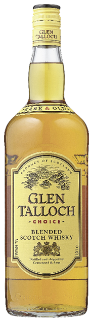 Glen Talloch Whisky 6 x 1 liter