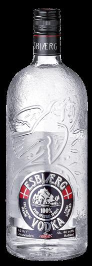 Esbjærg Vodka 40% 6 x 1 liter