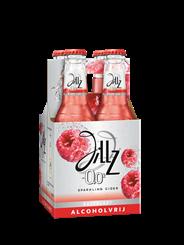 Jillz Raspberry 0.0% fles 24 x 230 ml