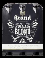 Brand Zwaar blond fles 4 x 6 x 300 ml