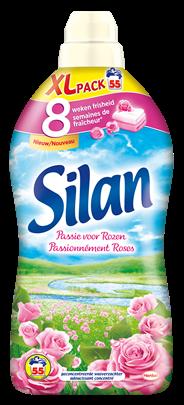 Silan Passie voor rozen 1,5 liter