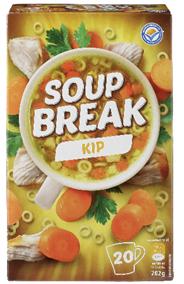 Soup Break kip 20 x 175 ml