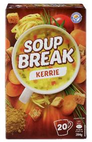 Soup Break Kerrie 20 x 175 ml