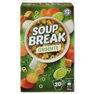 Soup Break groente 20 x 175 ml