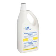 Dr. Becher Desinfekterende reiniger F3000 A 2 liter