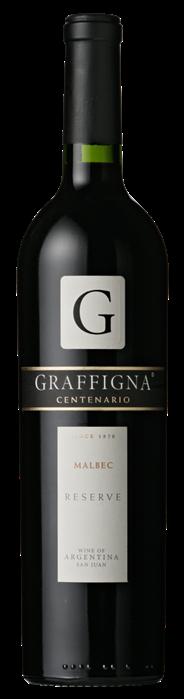 Graffigna Centenario Malbec 6 x 750 ml