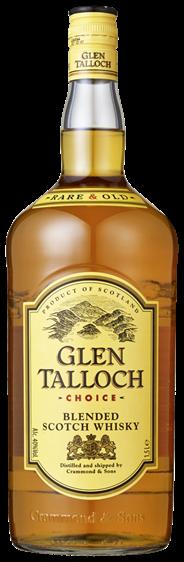 Glen Talloch Whisky 6 x 1,5 liter