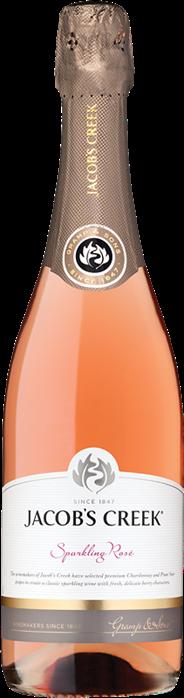 Jacob's Creek Sparkling Rosé 750 ml