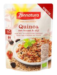 Zonnatura Quinoa met tomaat en olijf 250 gram