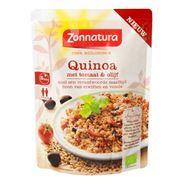 Zonnatura Quinoa Mediterrane Tomaat & Olijf 250 g