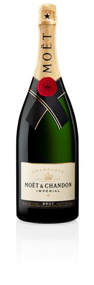 Moët & Chandon Brut Impérial 3 x 1,5 liter