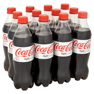 Coca-Cola Light PET 12 x 500 ml