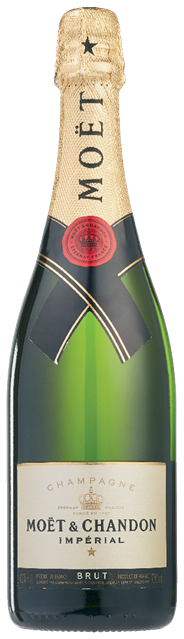 Moet & Chandon Champagne brut imperial 6 x 750 ml