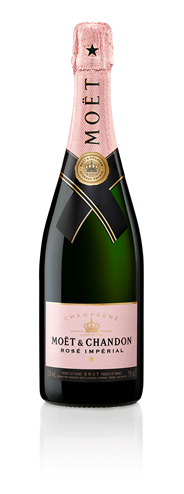 Moët & Chandon Brut rose 6 x 750 ml