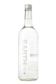Earth Water Sparkling 75 cl (glas)