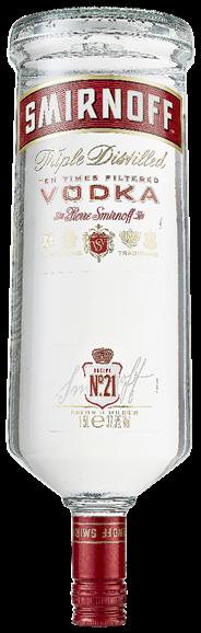 Smirnoff Vodka 21 6 x 1,5 liter