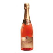 Taittinger Champagne Rosé 6 x 750 ml