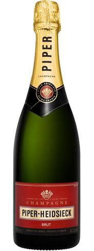 Piper Heidsieck Champagne Brut 6 x 750 ml