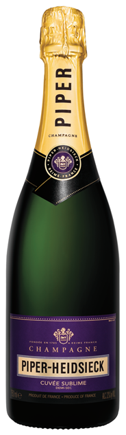 Piper-Heidsieck Sublime Champagne 6 x 750 ml