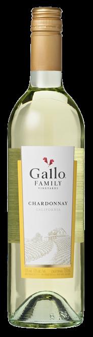 Gallo Family Vineyards Chardonnay 6 x 750 ml
