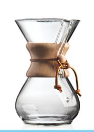 Chemex koffiemaker 6 koppen