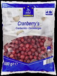 Horeca Select Cranberries 1 kg