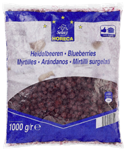 Horeca Select Blauwe bessen 1 kg
