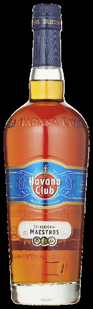 Havana Club Seleccion de maestros 6 x 700 ml