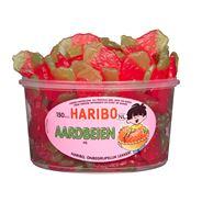 Haribo Aardbeien Fruitgom 150 Stuks 1350 g