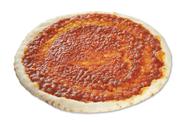 Panid'or Italiaanse Steenoven pizzabodem houtgestookt tomatensaus 29 cm 5 stuks