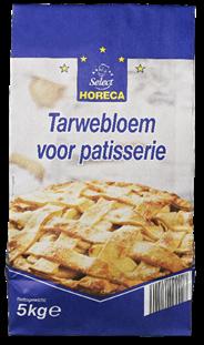 Horeca Select Tarwebloem voor patisserie 5 kg