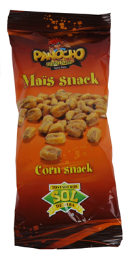 Sol de Alba Panacho maïs snack 50 zakjes