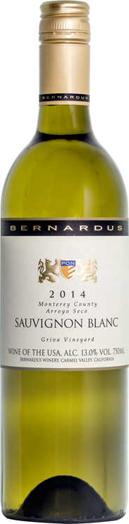 Bernardus Sauvignon Blanc 750 ml