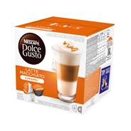 Nescafé Dolce Gusto Caramel latte macchiato 3 x 16 cups