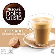Dolce Gusto Cortado espresso macchiato 3 x 16 capsules