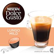 Dolce Gusto Lungo mild 3 x 16 capsules