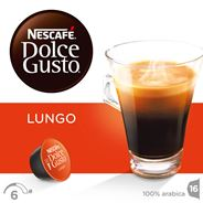 Nestle Caffè Lungo Koffiecapsule 16stuk(s)