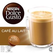 Dolce Gusto Cafe au lait 3 x 16 capsules
