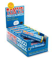 Tony's Chocolonely puur 35 x 50 gram