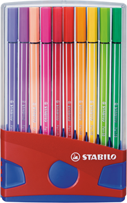 Stabilo ColorParade 20 Pen 68
