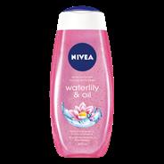 Nivea Waterlily & oil Douchegel 400 ml