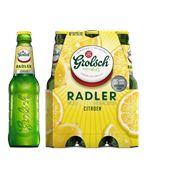Grolsch Radler Citroen 2% Fles 4x6x30cl
