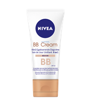 Nivea BB cream 6 in 1 Egaliserende dagcrème medium 50 ml